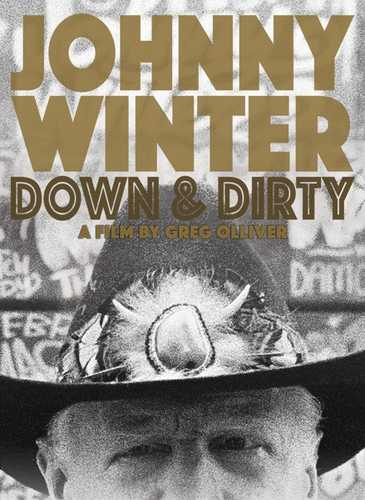 CD Shop - WINTER, JOHNNY DOWN & DIRTY