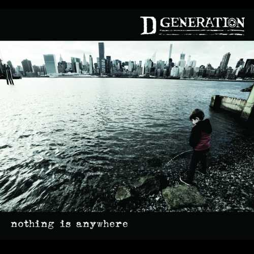 CD Shop - D GENERATION NOTHING IS ANYWHERE