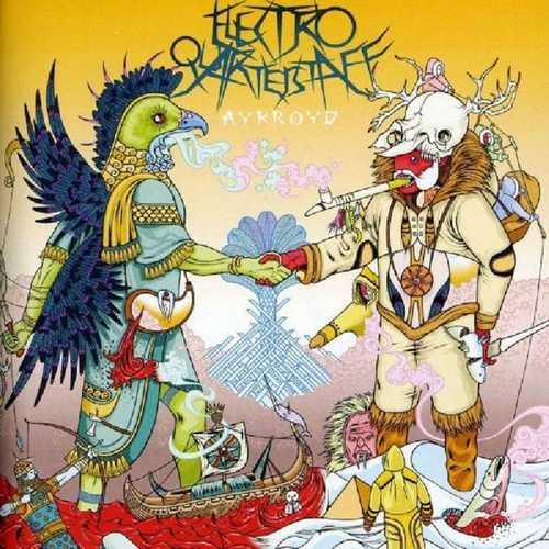 CD Shop - ELECTRO QUARTERSTAFF AYKROYD