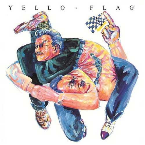 CD Shop - YELLO FLAG