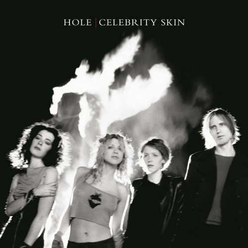 CD Shop - HOLE CELEBRITY SKIN