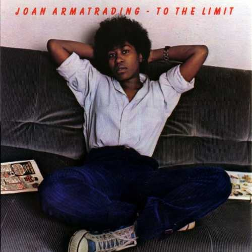 CD Shop - ARMATRADING, JOAN TO THE LIMIT