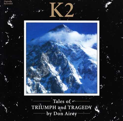 CD Shop - AIREY, DON K2-TALES OF TRIUMPH & TRA