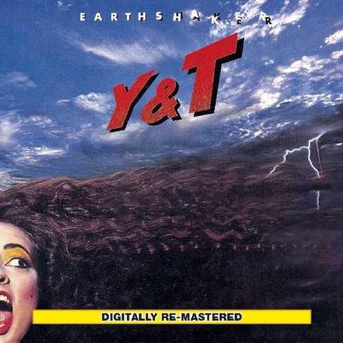 CD Shop - Y & T EARTHSHAKER