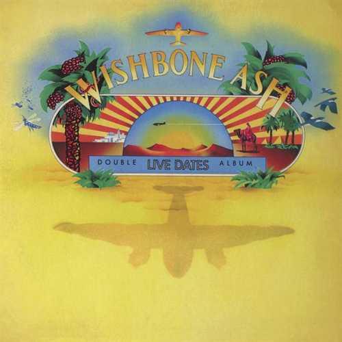 CD Shop - WISHBONE ASH LIVE DATES + 1