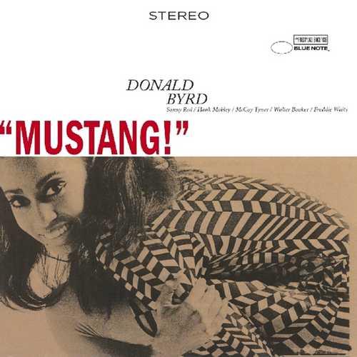 CD Shop - BYRD, DONALD MUSTANG!