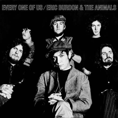 CD Shop - BURDON, ERIC & THE ANIMAL EVERY ONE OF US