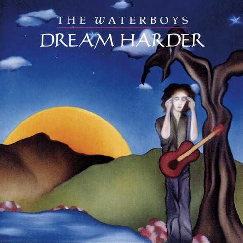 CD Shop - WATERBOYS DREAM HARDER