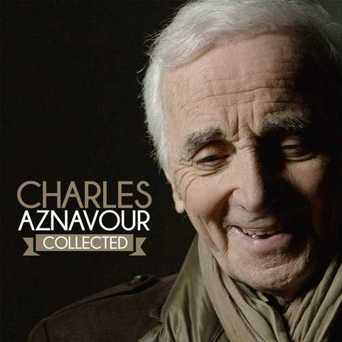 CD Shop - AZNAVOUR, CHARLES COLLECTED -HQ-