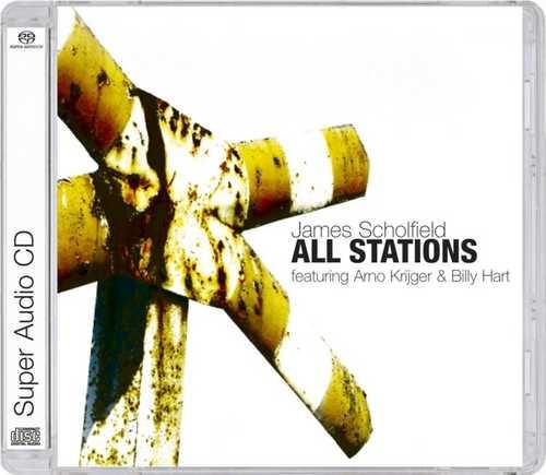 CD Shop - SCHOLFIELD, JAMES ALL STATIONS -SACD-