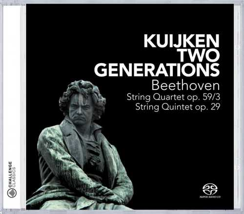 CD Shop - BEETHOVEN, L. VAN String Quartet Op.59