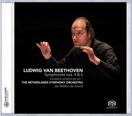 CD Shop - BEETHOVEN, L. VAN Symphonies Vol.1