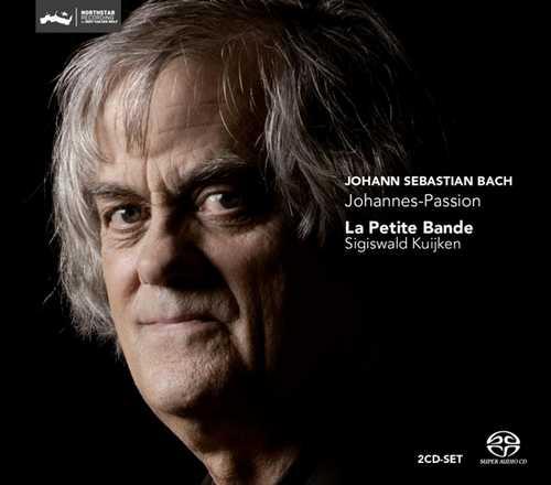 CD Shop - BACH, J.S. JOHANNES-PASSION/ST JOHN PASSION BWV 245