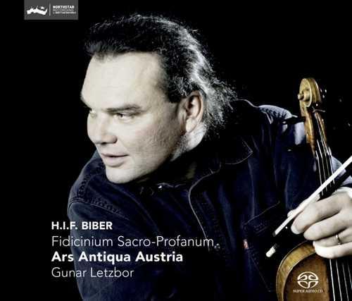 CD Shop - BIBER, H.I.F. VON FIDICINIUM SACRO-PROFANUM