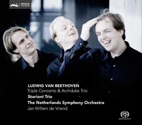 CD Shop - BEETHOVEN, L. VAN TRIPLE CONCERTO & ARCHDUK