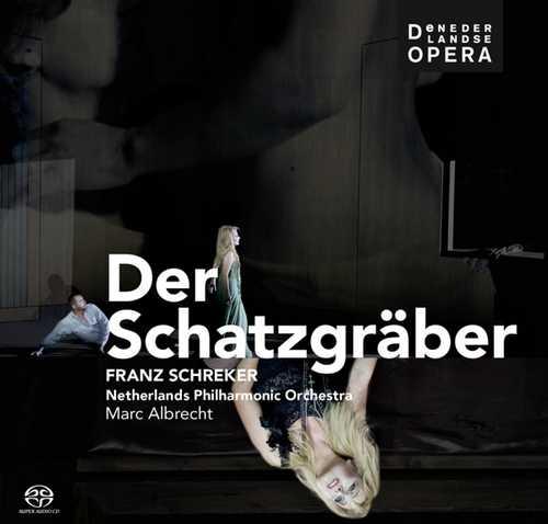 CD Shop - SCHREKER, F. DER SCHATZGRABER
