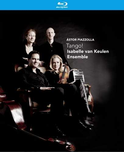 CD Shop - PIAZZOLLA, A. TANGO!