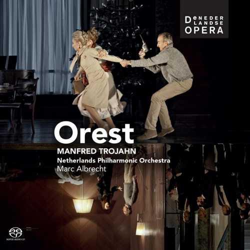 CD Shop - TROJAHN, M. OREST -DELUXE-