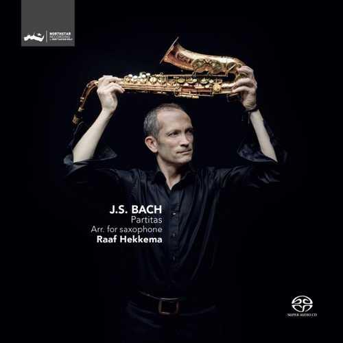 CD Shop - BACH, J.S. PARTITAS FOR SAXOPHONE