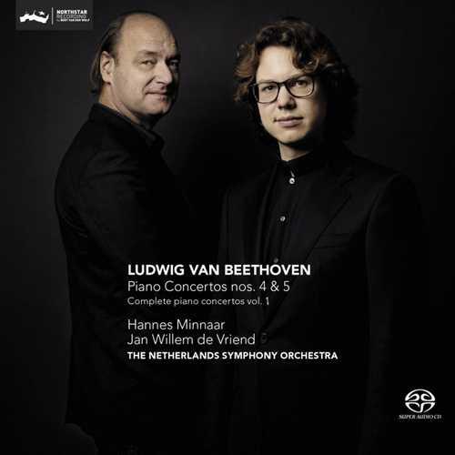CD Shop - BEETHOVEN, L. VAN PIANO CONCERTOS 4 & 5