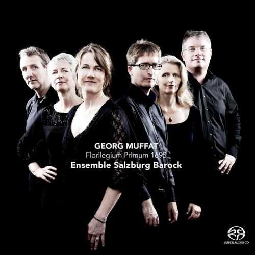 CD Shop - ENSEMBLE SALZBURG BAROCK FLORILEGIUM PRIMUM 1695