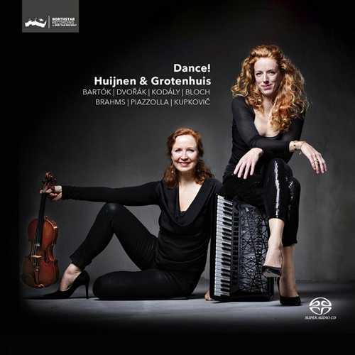 CD Shop - HUIJNEN/GROTENHUIS Dance!