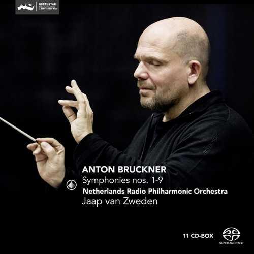 CD Shop - BRUCKNER, A. Symphonies No.1-9