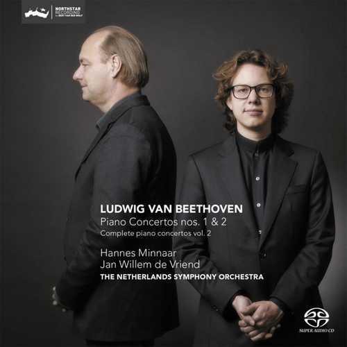 CD Shop - BEETHOVEN, L. VAN Piano Concertos No.1 & 2