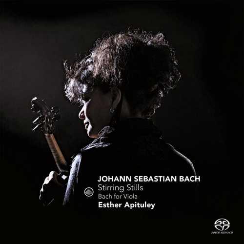 CD Shop - BACH, J.S. Stirring Stills - Bach For Viola