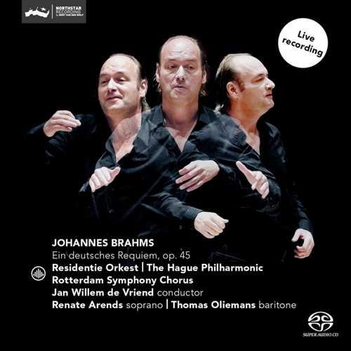 CD Shop - BRAHMS, J. Ein Deutsches Requiem