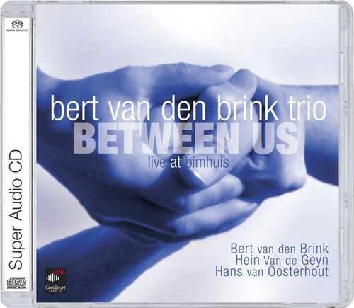 CD Shop - BRINK, BERT VAN DEN -TRIO BETWEEN US -SACD-