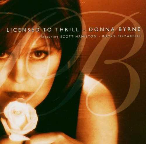 CD Shop - BYRNE, DONNA/SCOTT HAMILT LICENSED TO THRILL -SACD-