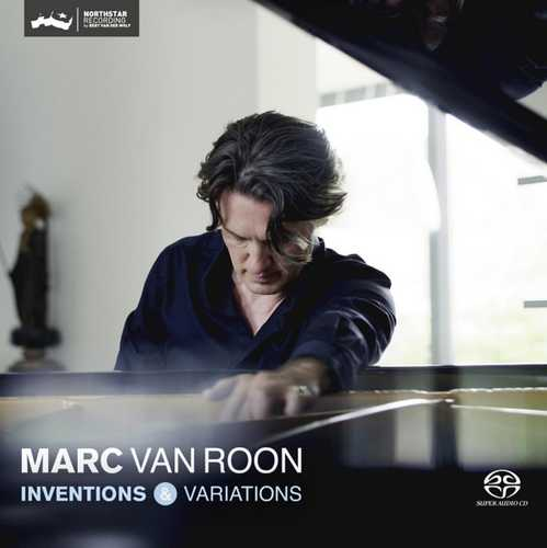CD Shop - ROON, MARC VAN INVENTIONS & VARIATIONS