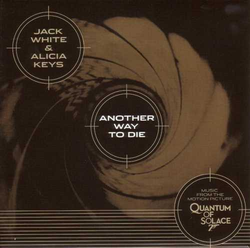 CD Shop - WHITE, JACK & ALICIA KEYS 7-ANOTHER WAY TO DIE