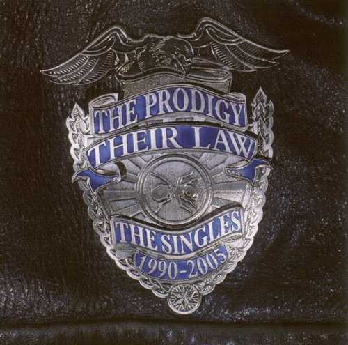 CD Shop - PRODIGY, THE Their Law The Singles 1990 - 2005