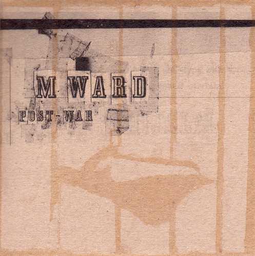 CD Shop - M WARD POST-WAR