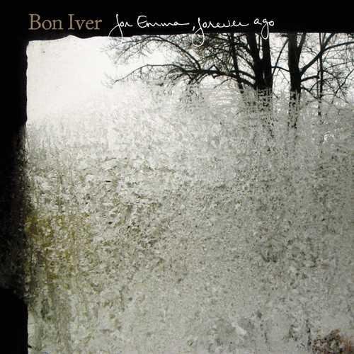CD Shop - BON IVER For Emma, Forever Ago