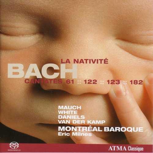 CD Shop - BACH, J.S. Cantatas For Nativity