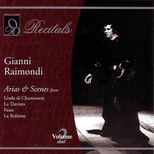 CD Shop - RAIMONDI, GIANNI ARIAS & SCENES VOL.2