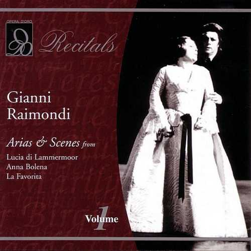 CD Shop - RAIMONDI, GIANNI ARIAS & SCENES VOL.1