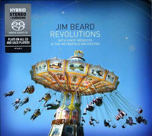 CD Shop - BEARD, JIM & VINCE MEN REVOLUTIONS -SACD-