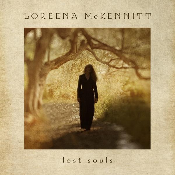 CD Shop - MCKENNITT, LOREENA LOST SOULS -DELUXE-