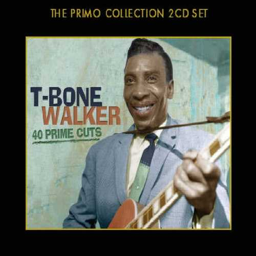 CD Shop - WALKER, T-BONE 40 PRIME CUTS