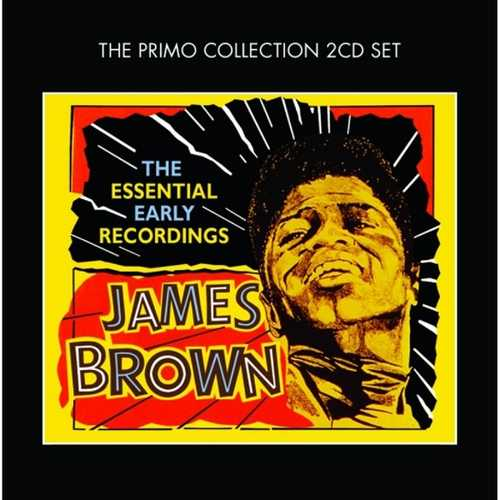CD Shop - BROWN, JAMES ESSENTIAL EARLY RECORDING