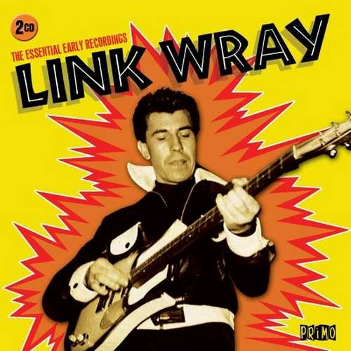 CD Shop - WRAY, LINK ESSENTIAL EARLY RECORDING