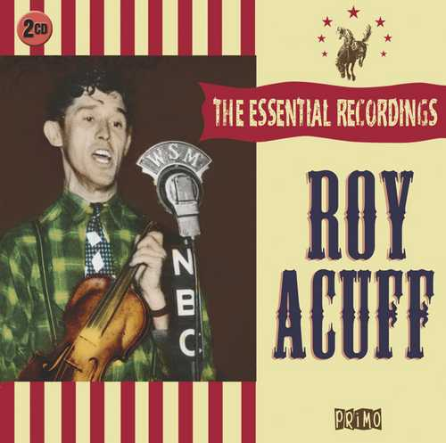 CD Shop - ACUFF, ROY ESSENTIAL RECORDINGS