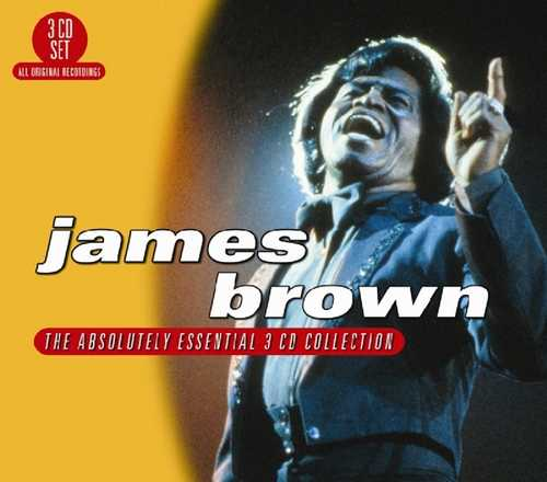 CD Shop - BROWN, JAMES ABSOLUTELY ESSENTIAL 3..