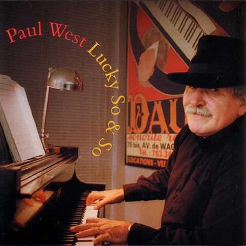 CD Shop - WEST, PAUL LUCKY SO & SO