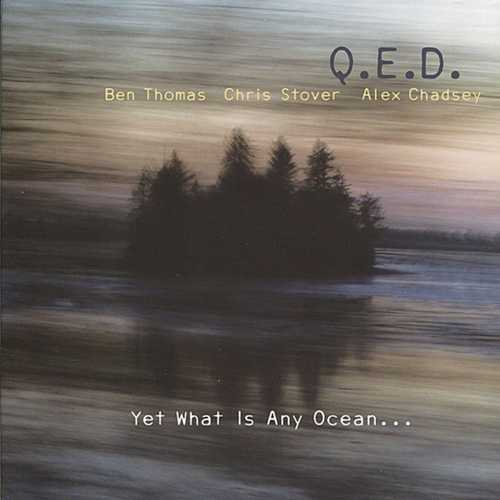 CD Shop - Q.E.D. YET WHAT IS ANY OCEAN