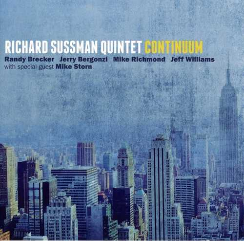 CD Shop - SUSSMAN, RICHARD -QUINTET CONTINUUM